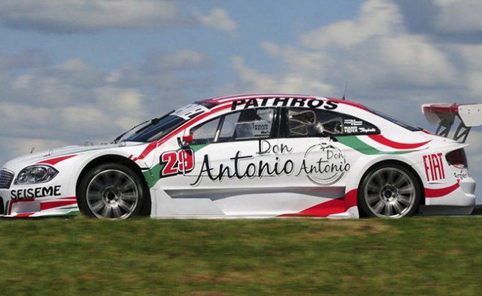 TR Series: Gastón Crusitta y Bruno Boccanera en los entrenamientos