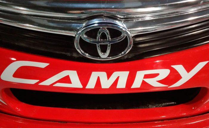 TRV6: Se viene el debut del Toyota Camry