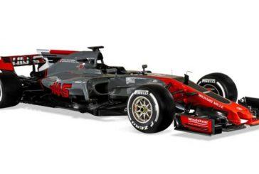 Fórmula 1: Revelado el monoplaza de Haas, el VF-17