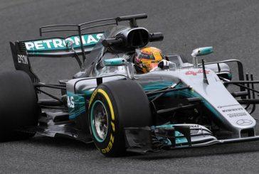 Fórmula 1: Mercedes prolonga su dominio en la mañana del segundo día de test