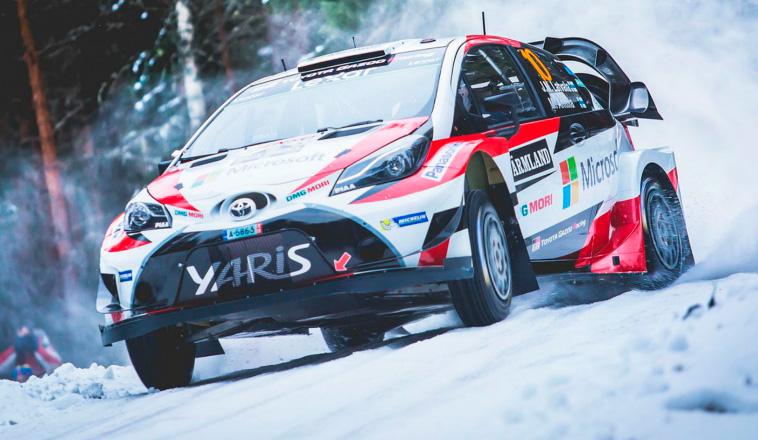 WRC: Latvala sigue al frente