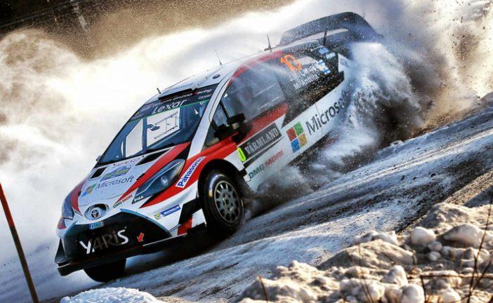 WRC: Latvala gana por un error de Neuville