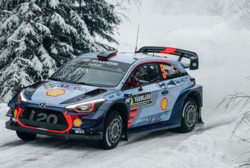 WRC: Neuville ataca y es el nuevo líder
