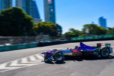 """Fórmula E: """"Pechito"""" el mejor en el primer entrenamiento"""
