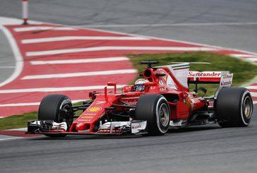 Fórmula 1: Raikkonen encabeza la sesión de tarde batiendo a Hamilton