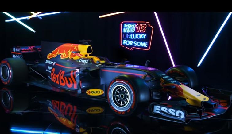 Fórmula 1: La esperanza de Red Bull para el asalto al título…el RB13