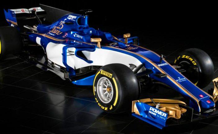 Fórmula 1: El primer F1 de 2017 ya está aquí…Sauber C36