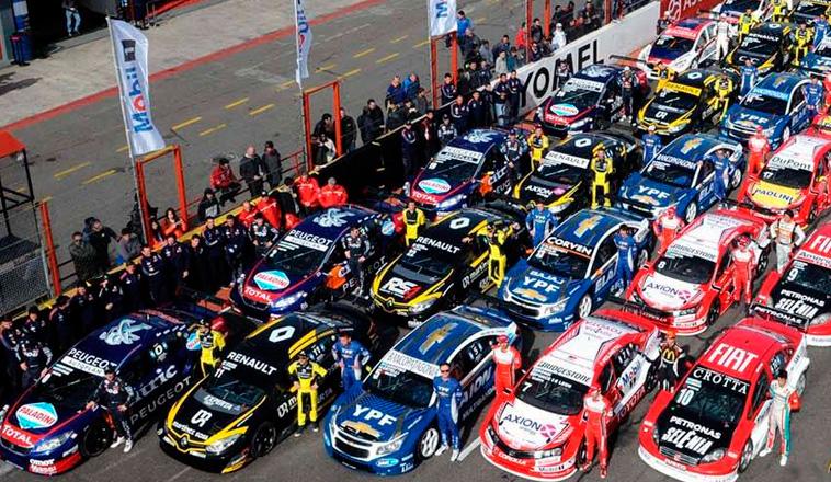 STC2000: Se postergó el inicio del campeonato