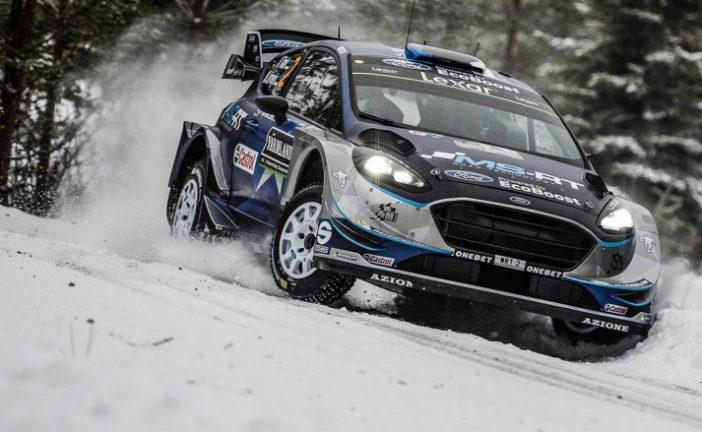 WRC: Triplete de Tänak