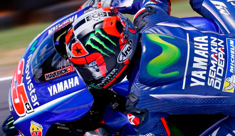 MotoGP: Viñales marca el ritmo
