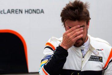 Fórmula 1: Boullier, preocupado por la continuidad de Fernando Alonso en McLaren