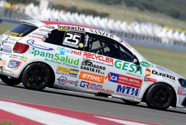 TN C2: Ciaurro logró su primer pole position