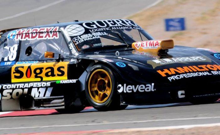 TC: Segunda pole position consecutiva para Di Palma