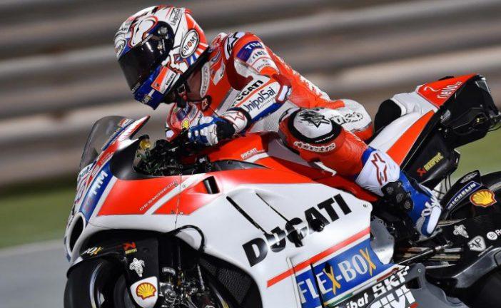 MotoGP: Dovizioso y Ducati imponen su ritmo el primer día de test