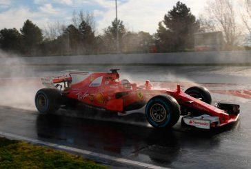 Fórmula 1: Raikkonen al frente en la sesión matinal
