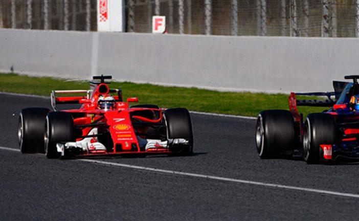 Fórmula 1: Ferrari, el mejor de la pretemporada