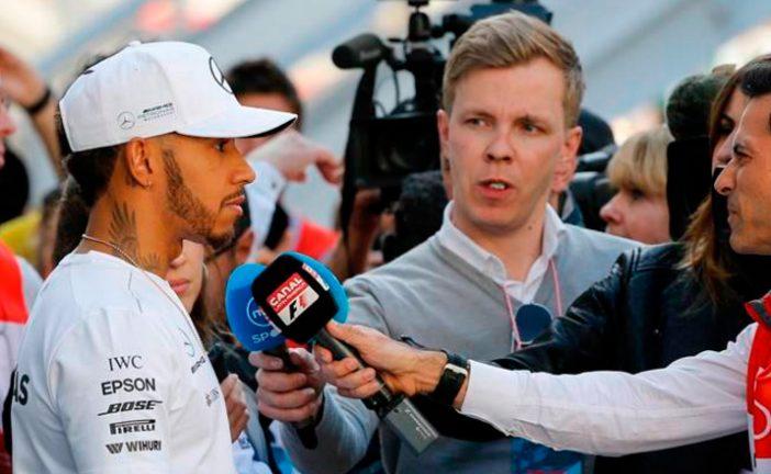 Fórmula 1: Para Hamilton, Ferrari está escondiendo sus cartas y están junto a Mercedes