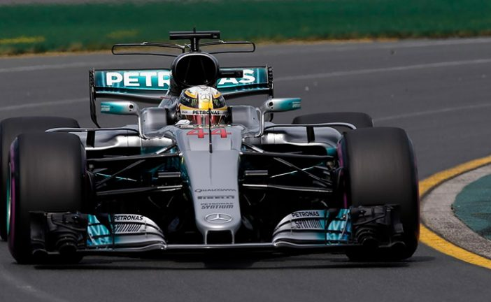Fórmula 1: Hamilton y Mercedes no dan pie a sorpresas en los entrenamientos libres