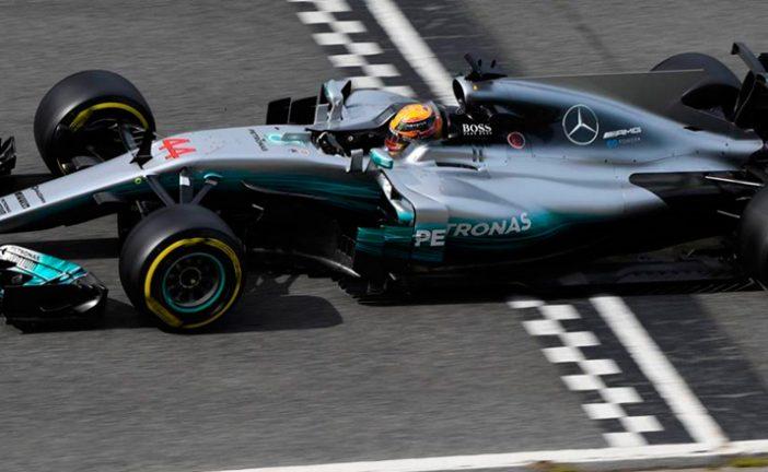 Fórmula 1: Mercedes en lo más alto en la sexta jornada de test