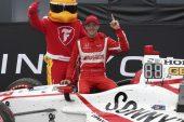 Indy Car: Bourdais dominó la primer carrera de la temporada