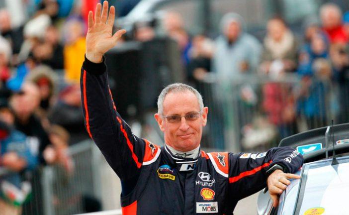 WRC: Kennard da un paso atrás