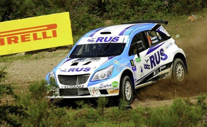 Rally Argentino: Ligato se impuso en la primera etapa