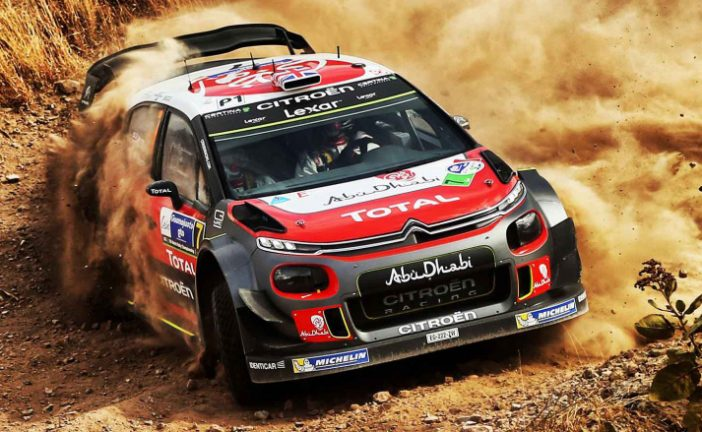 WRC: Meeke gana en México