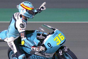 MotoGP: Mir, McPhee y Martín: los tres magníficos de Moto3 en Qatar