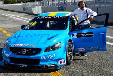 WTCC: Volvo anunció que Muller es nuevo piloto de desarrollo