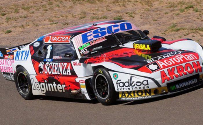 TC: Di Palma, Ortelli y Rossi se llevaron las series