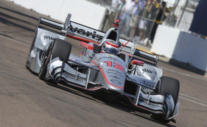 Indy Car: La primera clasificación del año fué para Power