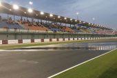 MotoGP: A causa del temporal se suspenden las actividades