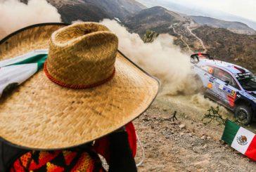 WRC: Problemas de logística en el Rally de México