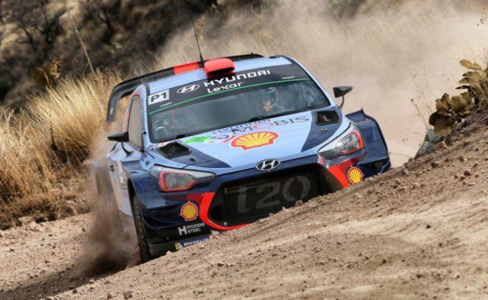 WRC: Sordo gana el primer tramo del día