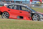 STC2000: Urcera ganó la carrera clasificatoria