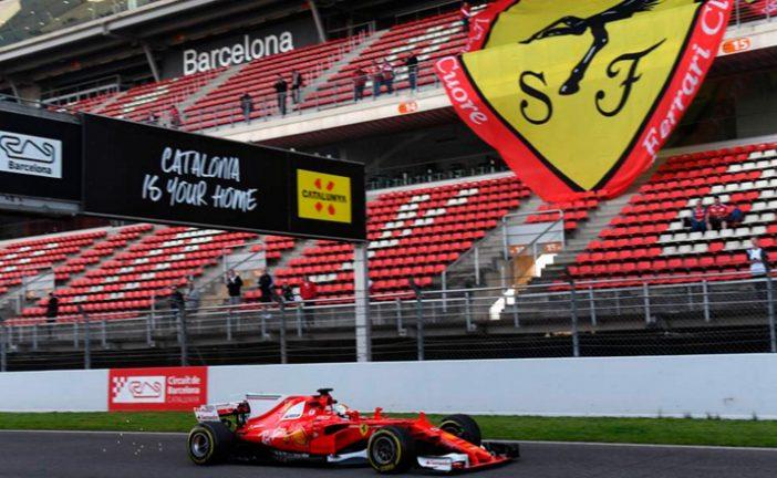 Fórmula 1: Vettel sobresale en una jornada matinal fatídica para McLaren