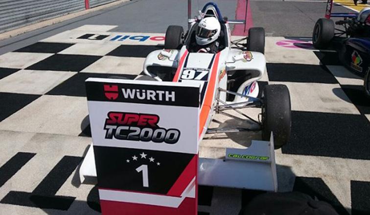 FRA 2.0: Debut y triunfo para Vicente
