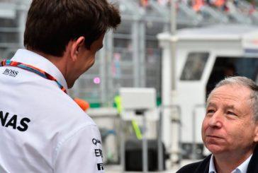 Fórmula 1: Toto Wolff tranquilo sobre la quema ilegal de aceite