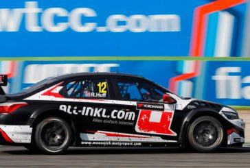 WTCC: Huff sigue imparable