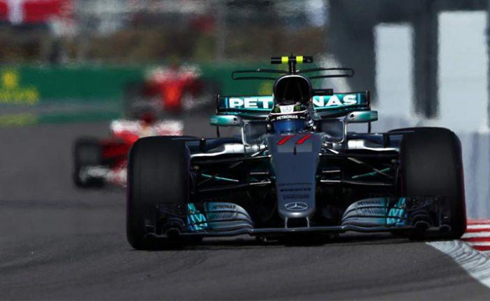 Fórmula 1: Bottas le sacó el reinado a Ferrari en Rusia