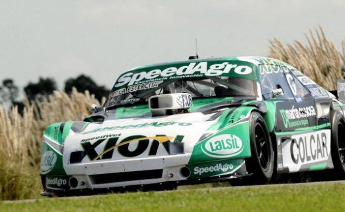 TC: Canapino fue el más rápido en Concepción