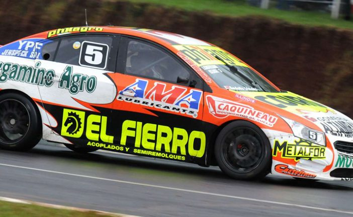 TN C3: Castellano obtuvo la pole position