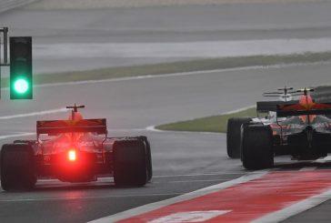 Fórmula 1: El mal clima condicionó los entrenamientos Libres en China