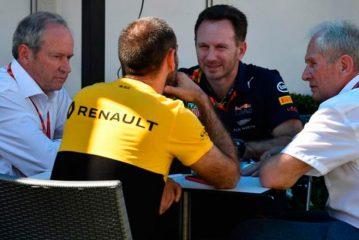 Fórmula 1: Acuerdo entre los equipos para eliminar la regla de los 3 motores