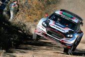 WRC: Cuatro de cuatro para Evans