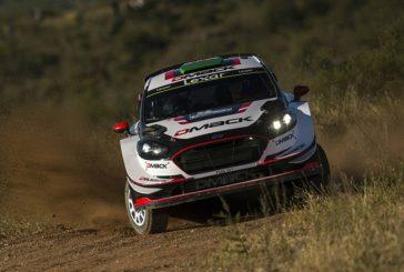WRC: Evans sigue adelante en Córdoba
