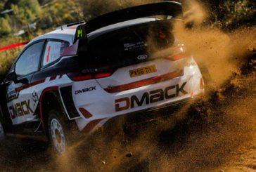 WRC: Evans es el nuevo líder