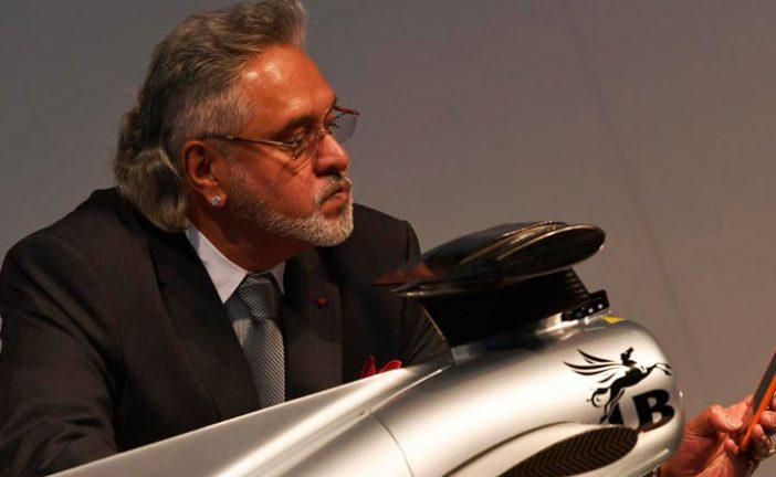 Fórmula 1: Detuvieron a Vijay Mallya, propietario de Force India
