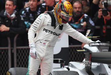 Fórmula 1: Hamilton venció en China