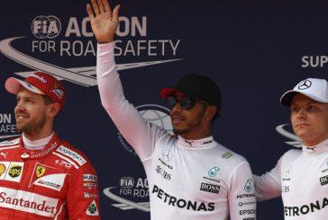 Fórmula 1: Hamilton sigue siendo el «Poleman»